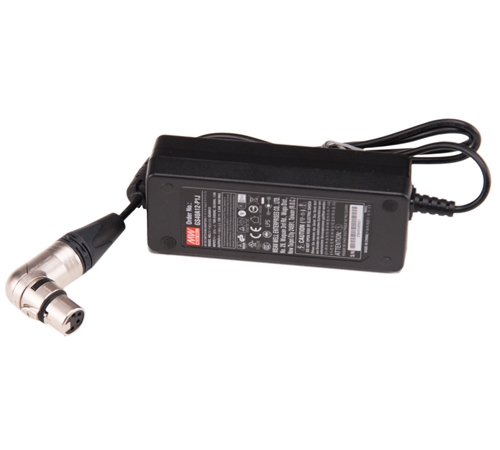 12V Industrial Power Supply with 4-pin XLR Connector