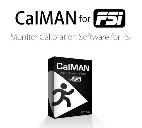 CalMAN for FSI (Software Only)